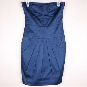 Body by Victoria Secret size 4 blue dress
